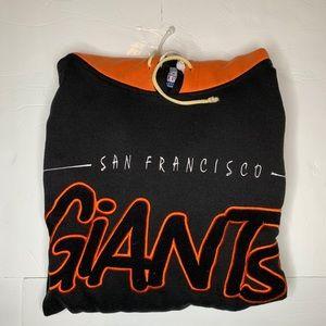 Vintage SF Giants hoodie